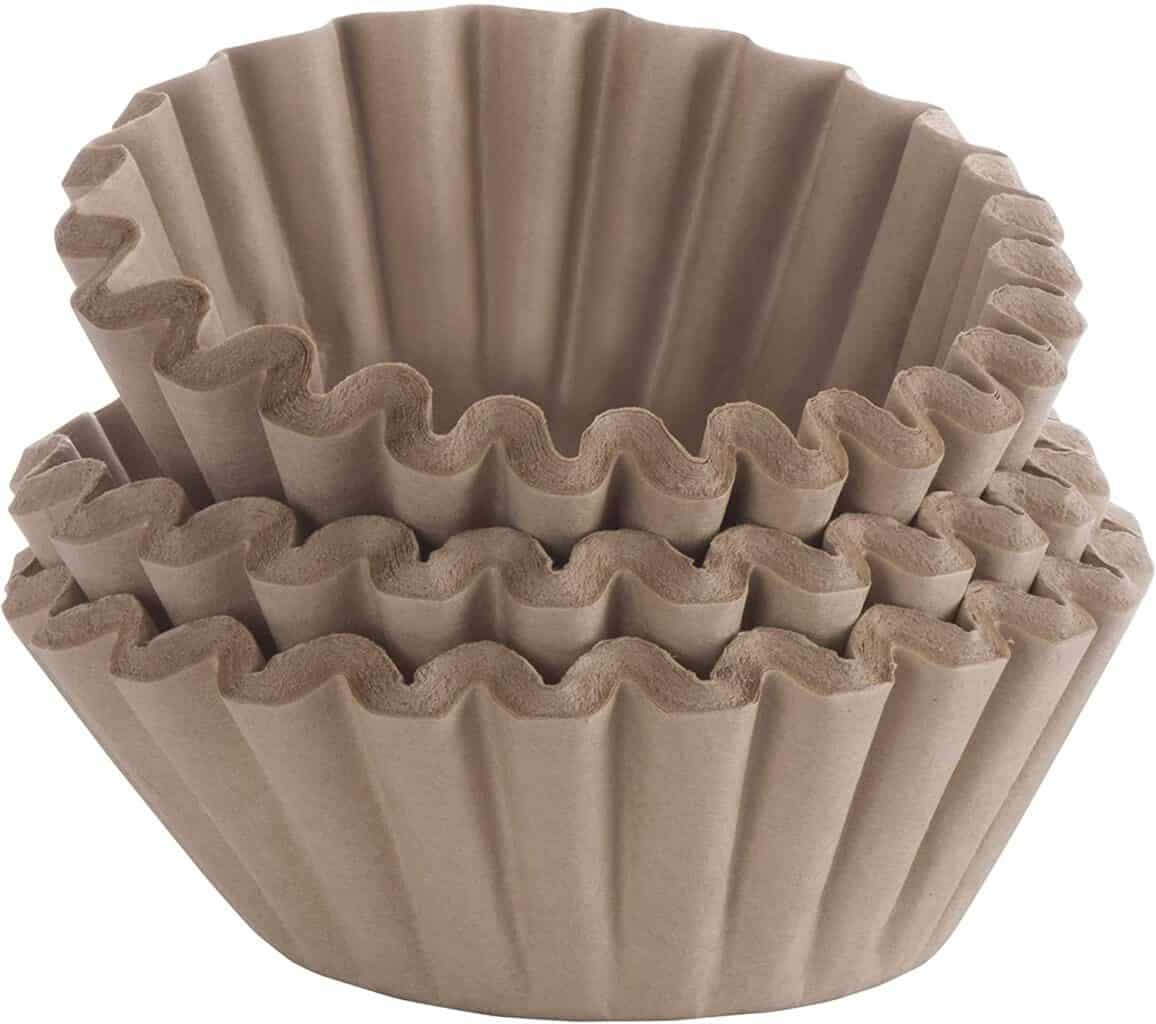 Compostable coffee filters