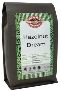 Deans beans flavored coffee