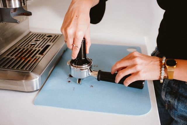 pressed espresso
