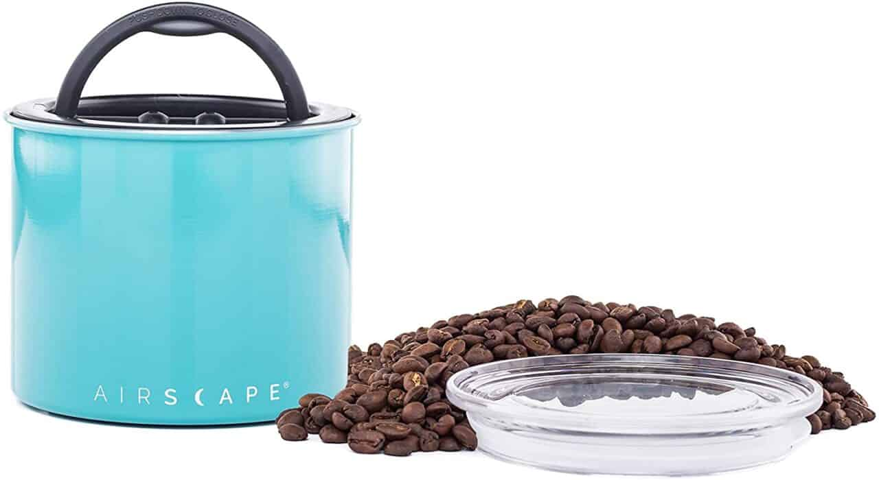 air tight coffee container for long term storage