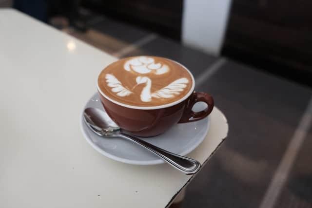 latte art explained