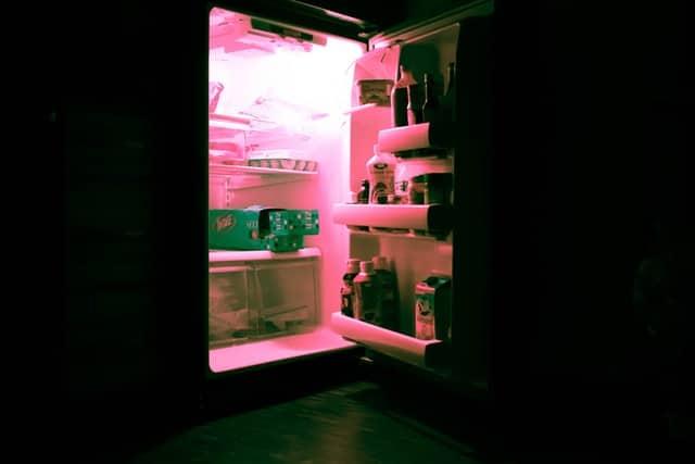 coffee freezer