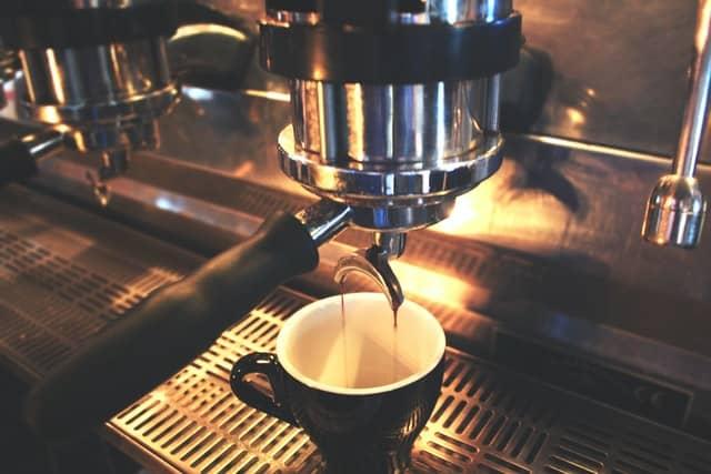 espresso keto coffee