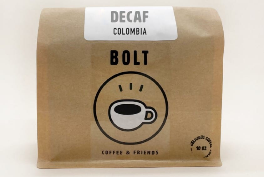 Decaf Coffee whole beans