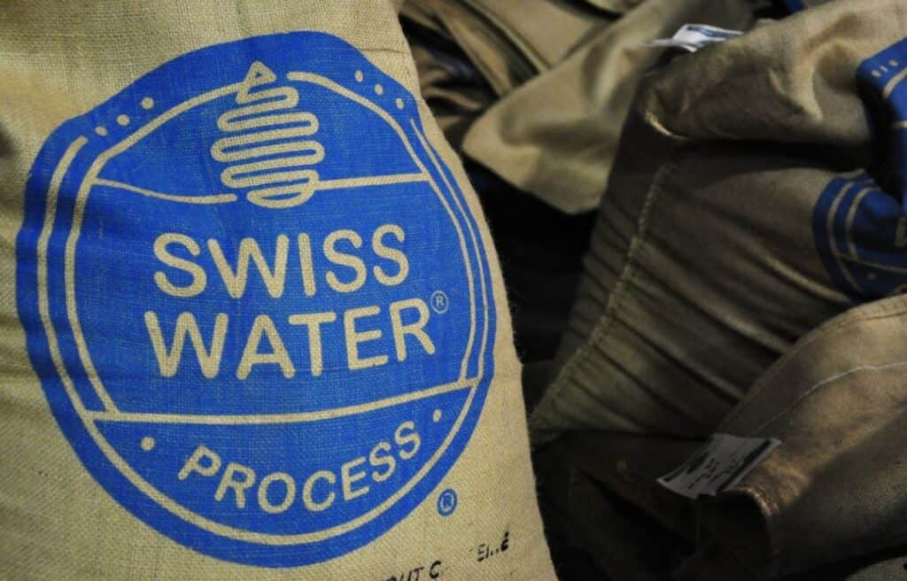 Swiss water process
